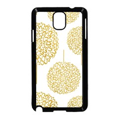Loboloup Hydrangea Quote Floral And Botanical Flower Samsung Galaxy Note 3 Neo Hardshell Case (black) by Mariart