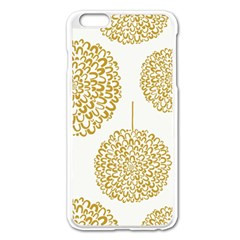 Loboloup Hydrangea Quote Floral And Botanical Flower Apple Iphone 6 Plus/6s Plus Enamel White Case by Mariart