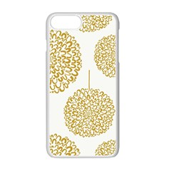 Loboloup Hydrangea Quote Floral And Botanical Flower Apple Iphone 7 Plus White Seamless Case by Mariart