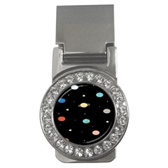 Planets Space Money Clips (cz)  by Mariart