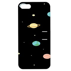 Planets Space Apple Iphone 5 Hardshell Case With Stand by Mariart