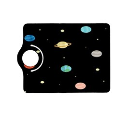 Planets Space Kindle Fire Hd (2013) Flip 360 Case by Mariart