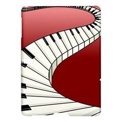Piano Keys Music Samsung Galaxy Tab S (10 5 ) Hardshell Case  by Mariart