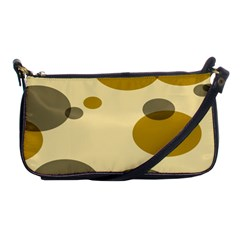 Polka Dots Shoulder Clutch Bags by Mariart
