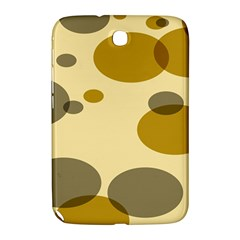 Polka Dots Samsung Galaxy Note 8 0 N5100 Hardshell Case  by Mariart