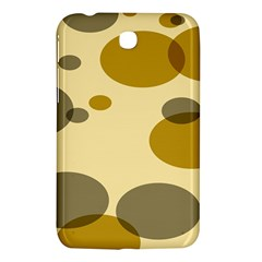 Polka Dots Samsung Galaxy Tab 3 (7 ) P3200 Hardshell Case