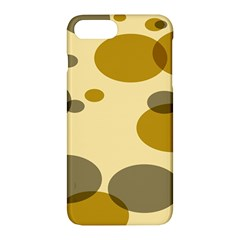 Polka Dots Apple Iphone 7 Plus Hardshell Case by Mariart