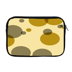 Polka Dots Apple Macbook Pro 17  Zipper Case by Mariart