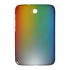Rainbow Flag Simple Samsung Galaxy Note 8 0 N5100 Hardshell Case  by Mariart