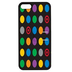Polka Dots Rainbow Circle Apple Iphone 5 Hardshell Case With Stand by Mariart