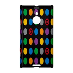 Polka Dots Rainbow Circle Nokia Lumia 1520 by Mariart