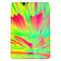 Screen Random Images Shadow Green Yellow Rainbow Light Flap Covers (l)  by Mariart