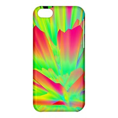 Screen Random Images Shadow Green Yellow Rainbow Light Apple Iphone 5c Hardshell Case by Mariart