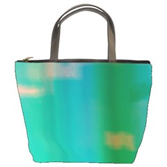 Shadow Faintly Faint Line Green Bucket Bags by Mariart