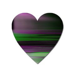 Screen Random Images Shadow Heart Magnet by Mariart