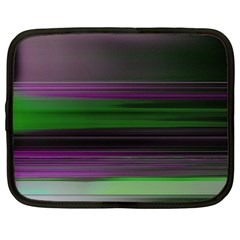 Screen Random Images Shadow Netbook Case (large) by Mariart