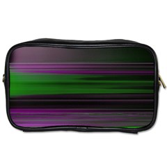Screen Random Images Shadow Toiletries Bags by Mariart