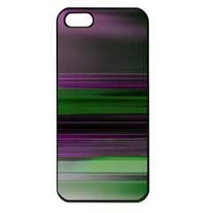 Screen Random Images Shadow Apple Iphone 5 Seamless Case (black) by Mariart