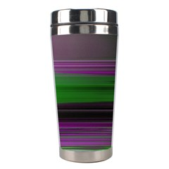 Screen Random Images Shadow Stainless Steel Travel Tumblers by Mariart