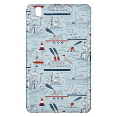 Ships Sails Samsung Galaxy Tab Pro 8 4 Hardshell Case by Mariart