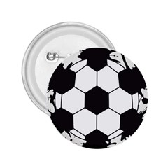 Soccer Camp Splat Ball Sport 2 25  Buttons by Mariart