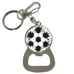 Soccer Camp Splat Ball Sport Button Necklaces by Mariart