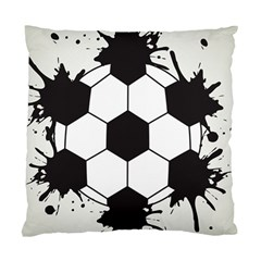 Soccer Camp Splat Ball Sport Standard Cushion Case (one Side) by Mariart