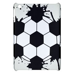 Soccer Camp Splat Ball Sport Apple Ipad Mini Hardshell Case by Mariart