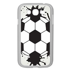 Soccer Camp Splat Ball Sport Samsung Galaxy Grand Duos I9082 Case (white) by Mariart