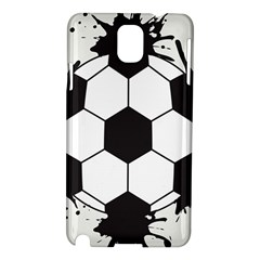 Soccer Camp Splat Ball Sport Samsung Galaxy Note 3 N9005 Hardshell Case by Mariart