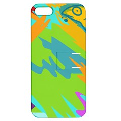 Skatepark Seaworld Fish Apple Iphone 5 Hardshell Case With Stand by Mariart