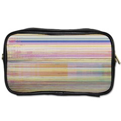 Shadow Faintly Faint Line Included Static Streaks And Blotches Color Toiletries Bags 2 Side by Mariart
