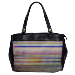 Shadow Faintly Faint Line Included Static Streaks And Blotches Color Office Handbags by Mariart