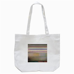 Shadow Faintly Faint Line Included Static Streaks And Blotches Color Tote Bag (white) by Mariart
