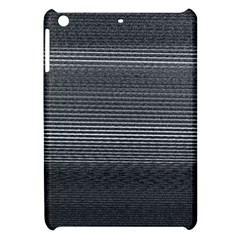 Shadow Faintly Faint Line Included Static Streaks And Blotches Color Gray Apple Ipad Mini Hardshell Case by Mariart