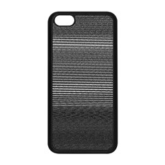Shadow Faintly Faint Line Included Static Streaks And Blotches Color Gray Apple Iphone 5c Seamless Case (black) by Mariart