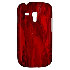 Stone Red Volcano Galaxy S3 Mini by Mariart