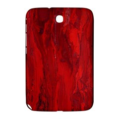 Stone Red Volcano Samsung Galaxy Note 8 0 N5100 Hardshell Case  by Mariart