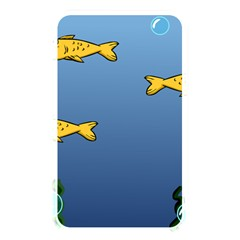 Water Bubbles Fish Seaworld Blue Memory Card Reader by Mariart
