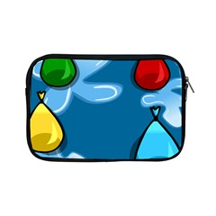 Water Balloon Blue Red Green Yellow Spot Apple Ipad Mini Zipper Cases by Mariart