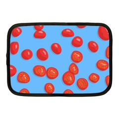 Tomatoes Fruite Slice Red Netbook Case (medium)  by Mariart