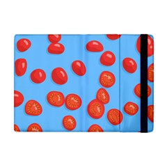 Tomatoes Fruite Slice Red Apple Ipad Mini Flip Case by Mariart