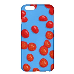 Tomatoes Fruite Slice Red Apple Iphone 6 Plus/6s Plus Hardshell Case by Mariart