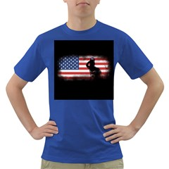 Honor Our Heroes On Memorial Day Dark T Shirt by Catifornia