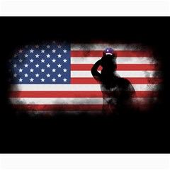 Honor Our Heroes On Memorial Day Canvas 16  X 20   by Catifornia