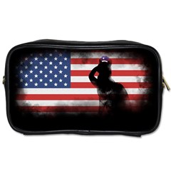 Honor Our Heroes On Memorial Day Toiletries Bags 2 Side by Catifornia