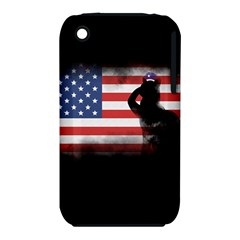 Honor Our Heroes On Memorial Day Iphone 3s/3gs by Catifornia