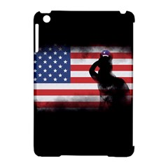 Honor Our Heroes On Memorial Day Apple Ipad Mini Hardshell Case (compatible With Smart Cover)