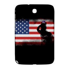 Honor Our Heroes On Memorial Day Samsung Galaxy Note 8 0 N5100 Hardshell Case  by Catifornia