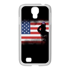 Honor Our Heroes On Memorial Day Samsung Galaxy S4 I9500/ I9505 Case (white) by Catifornia